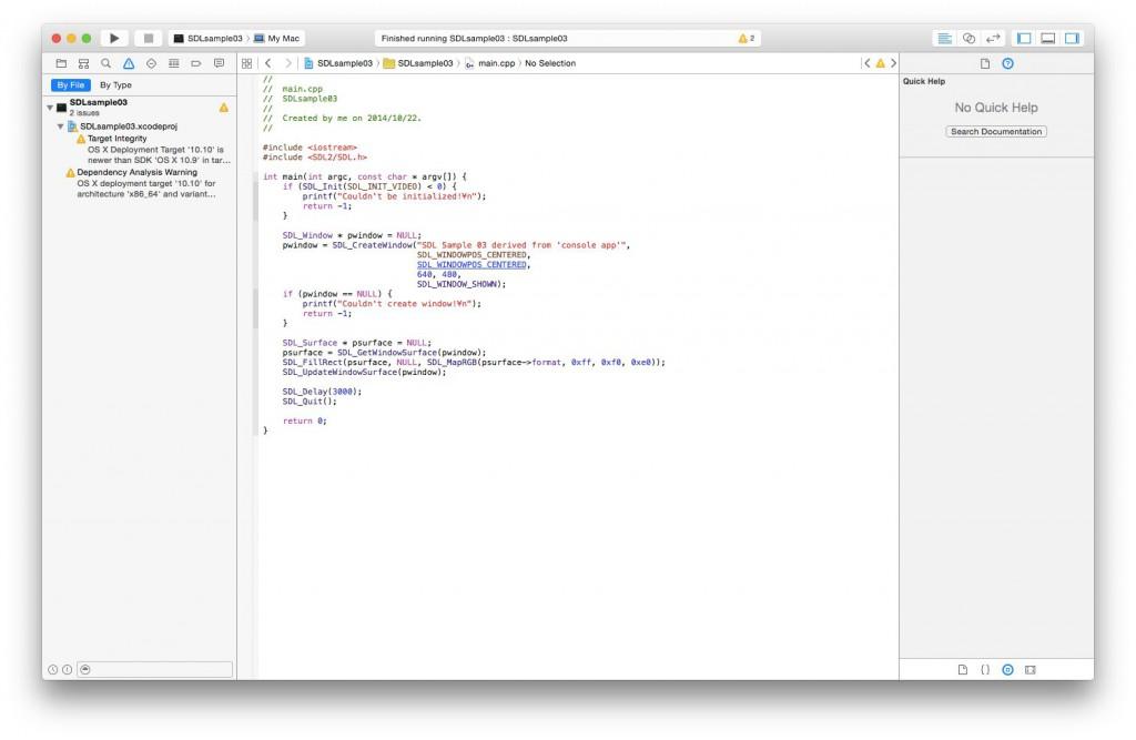 codingSDL2